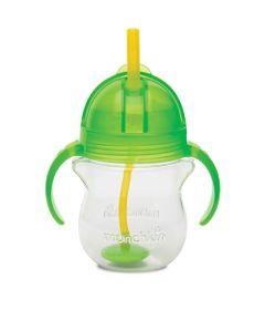 Copo-Treinamento-com-Canudo-Click-Lock---207-ml---Verde---Munchkin