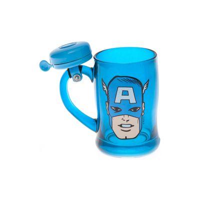 Caneca-com-Campainha---400-ml---Marvel---Capitao-America---Azul---Zona-Criativa-10020469-frente