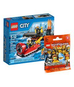 Compre-um-60106---LEGO-City---Conjunto-de-Iniciacao---Combate-ao-Incendio-e-Ganhe-um-71011---LEGO-Minifigures---Serie-15