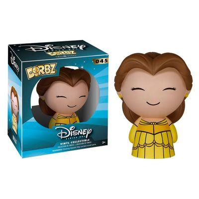 Figura-Colecionavel---Funko-DORBZ---Disney---Princesas---Bela---Funko