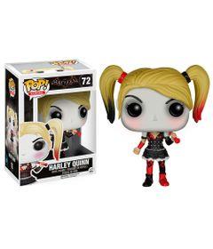 Figura-Colecionavel---Funko-POP---DC-Comics---Harley-Quinn---Funko