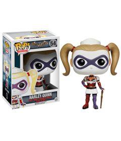 Figura-Colecionavel---Funko-POP---DC-Comics---Harley-Quinn-Nurse---Funko