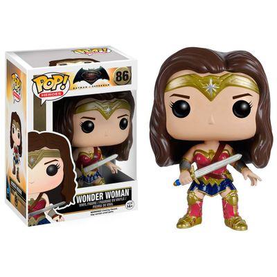 Figura-Colecionavel---Funko-POP---DC-Comics---Mulher-Maravilha---Funko