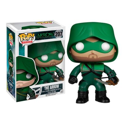 Figura-Colecionavel---Funko-POP---DC-Comics---The-Arrow---TV-Series---Funko