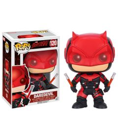Figura-Colecionavel---Funko-POP---Disney---Marvel---Demolidor---Funko