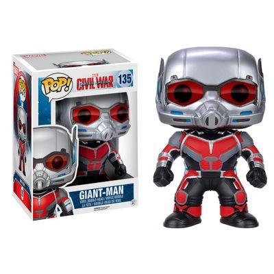 Figura-Colecionavel---Funko-POP---Disney---Marvel---Homem-Formiga---Funko