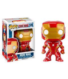 Figura-Colecionavel---Funko-POP---Disney---Marvel---Iron-Man---Funko