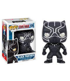 Figura-Colecionavel---Funko-POP---Disney---Marvel---Pantera-Negra---Funko
