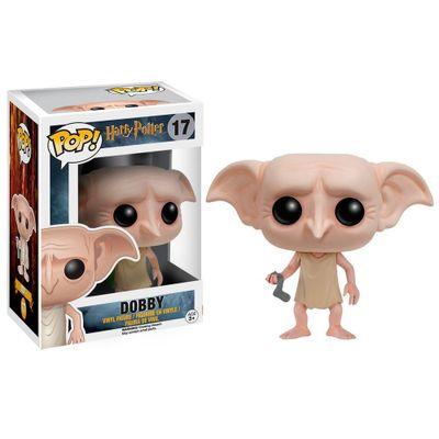 Figura-Colecionavel---Funko-POP---Harry-Potter---Dobby---Funko