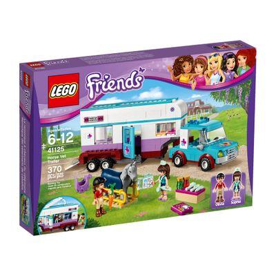 41125---LEGO-Friends---Trailer-Veterinario-para-Cavalos
