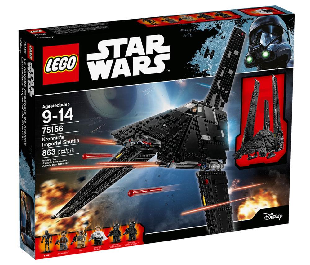 LEGO Star Wars - Ônibus Espacial de Krennic - 75156