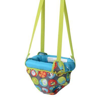Jumper-para-Porta---Superstar---Verde-e-Azul---Girotondo-E60431449-frente