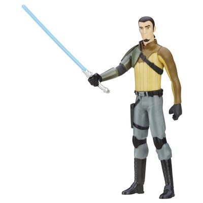 Boneco-Value---15-cm---Star-Wars---Episodio-II---Kanan-Jarrus---Hasbro