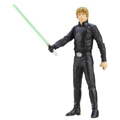 Boneco-Value---15-cm---Star-Wars---Episodio-II---Luke-Skywalker---Hasbro