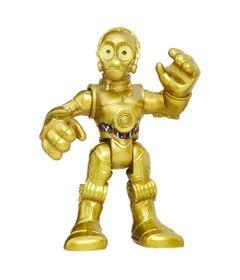 Mini-Figura-Articulada---Playskool-Heroes---Star-Wars---C3P0---Hasbro