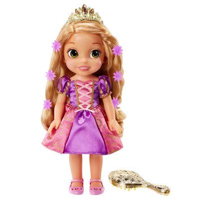 Boneca-Articulada---30-Cm---Disney---Princesas---Rapunzel---Cabelo-Brilhante---Sunny