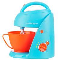 Batedeira-de-Brinquedo---Just-Like-Home---Azul---New-Toys