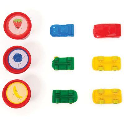 Massa de Modelar - Tutti Frutti - Conjunto de Aventura - New Toys