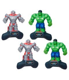 Kit-Boneco---Disney-Marvel-Battle-Masters-Heroes---Ultron-e-Hulk---Hasbro