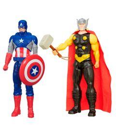 Kit-de-Bonecos---30-Cm---Disney---Marvel-Avengers---Titan-Heros-Series---Capitao-America-e-Thor---Hasbro