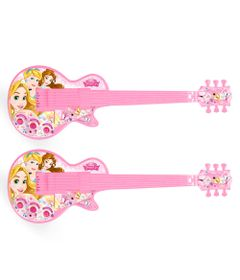 Kit-Guitarra-Infantil---Princesas-Disney---Toyng