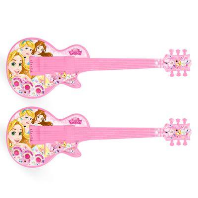 Kit-Guitarra-Infantil---Princesas-Disney---Toyng