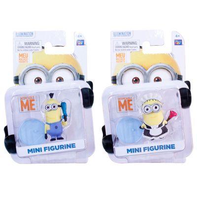 Kit-Mini-Bonecos---Meu-Malvado-Favorito-2---Tim-2-e-Maid---Toyng