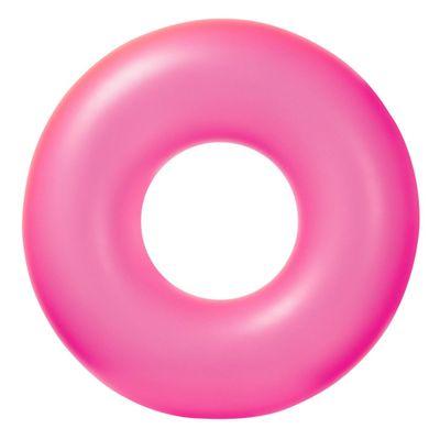 Boia-Infantil-Circular---Rosa---Intek
