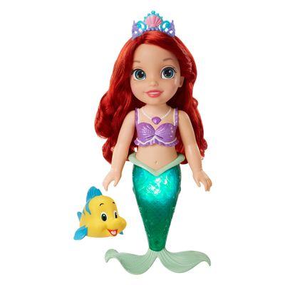 Boneca---Princesas-Disney---Ariel-Cantora-Cores-do-Mar---Sunny-1237-frente1
