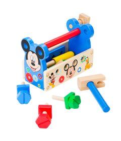 Conjunto-de-Ferramentas-de-Madeira---Disney---Mickey-Mouse---New-Toys