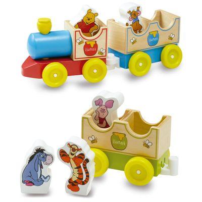 Trenzinho-de-Madeira-com-Personagens-de-Madeira---Disney---Pooh---New-Toys
