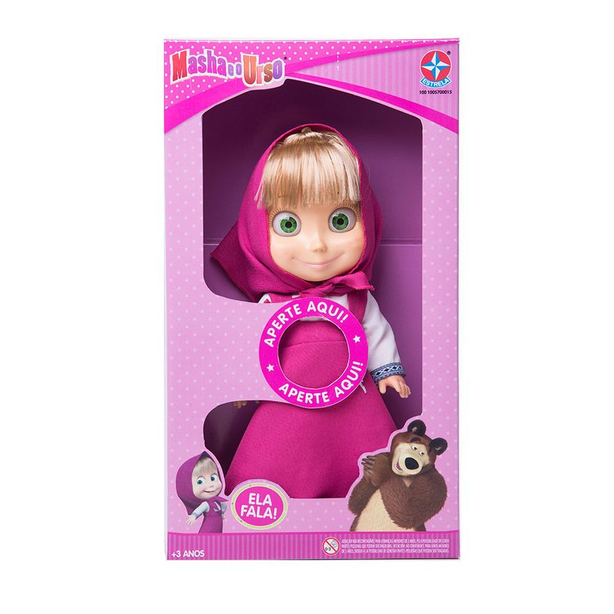Boneca-com-Som---Masha---Masha-e-o-Urso---Estrela-Embalagem