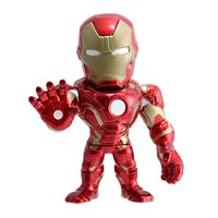 Figura-Colecionavel-15-Cm---Metals---Disney---Marvel---Civil-War---Iron-Man---DTC