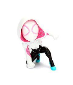 Figura-Colecionavel-15-Cm---Metals---Disney---Marvel---Spider-Man---Spider-Gwen---DTC