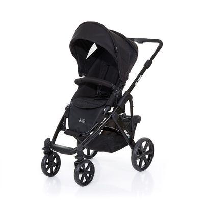 Carrinho-Triciclo-Salsa-4---Black---ABC-Design-6123500-frente