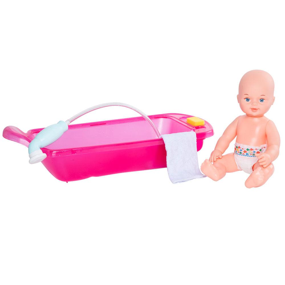 Boneca - Bebê Banhinho - Estrela