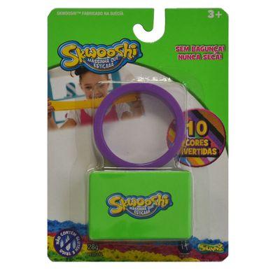 Massa-de-Modelar-Esticavel---Skwooshi---Formas-Coloridas---Circulo-Roxo---Sunny