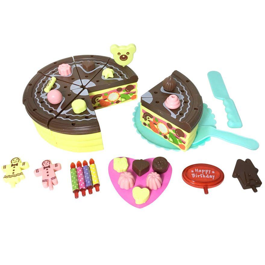 Conjunto-Creative-Fun---Faz-de-Conta---Bolo-de-Aniversario-de-Chocolate---Multkids
