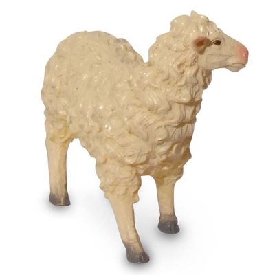 Figura-Bicho-Mundi---23-Cm---Animais-da-Fazenda---Cabra---DTC