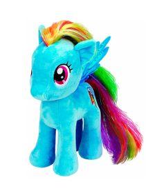 Pelucia-Media---30-Cm---My-Little-Pony---Rainbow-Dash---DTC