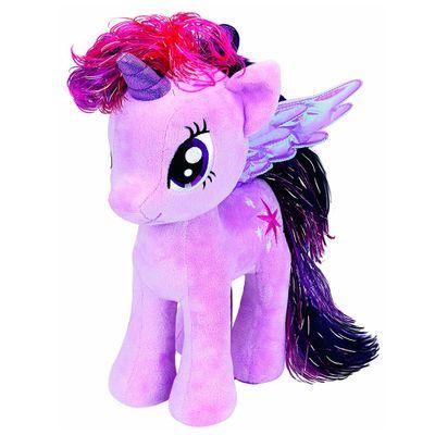 Pelucia-Media---30-Cm---My-Little-Pony---Twilight-Sparkle---DTC