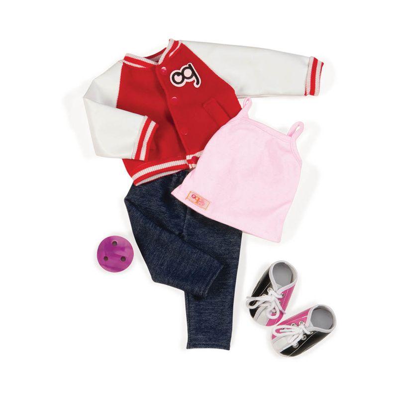 6e09a67cf Roupa de Boliche - Our Generation - Ri Happy Brinquedos