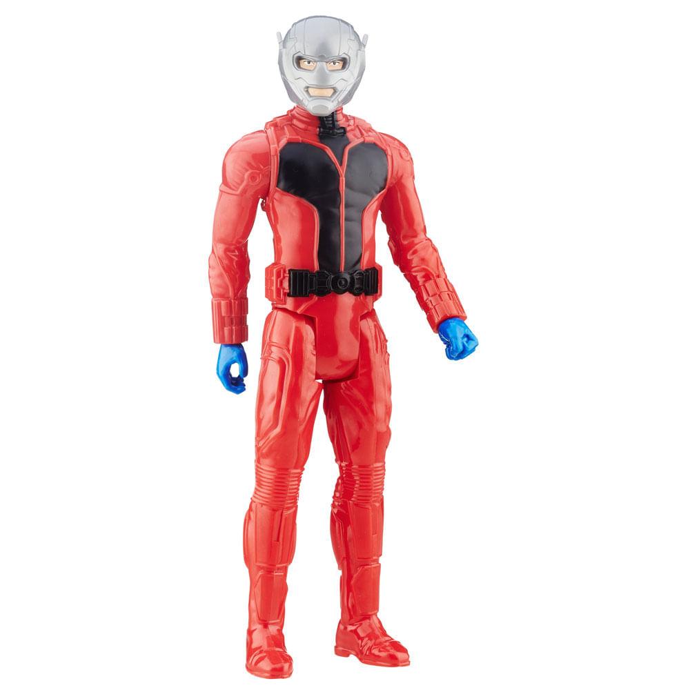 Figura Articulada 30cm - Titan Hero Series - Marvel Avengers - Ant-Man - Hasbro