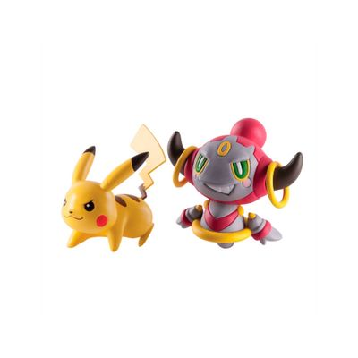 Mini-Figuras-Colecionaveis-Pokemon---Pikachu-Vs-Hoopa---Tomy