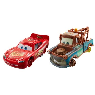 veiculos-hot-wheels-disney-cars-2-pack-com-2-veiculos-mater-and-lightning-mcqueen-no-tires-mattel-Y0506-DHL20_Frente