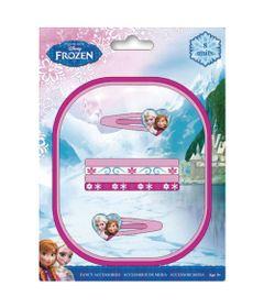 Conjunto-de-Acessorios-de-Moda---Disney---Frozen---Blister-com-8-Pecas---Euroswan
