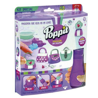Conjunto-Massa-de-Modelar---Poppit---Kit-Inicial---Minibolsas---DTC