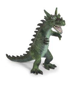 Figura-Bicho-Mundi---23-Cm---Dragoes---Verde---DTC