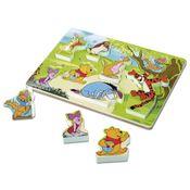 Quebra-Cabeca---Pecas-de-Encaixe-de-Madeira---Disney---Pooh---New-Toys