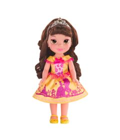 Boneca Princesas Disney - My First - Bela - Sunny 7a950fc7162
